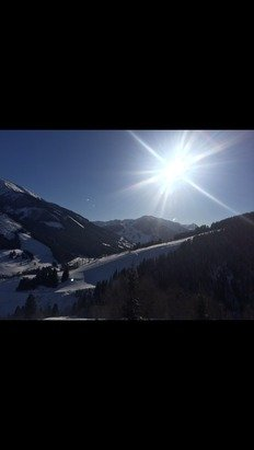 Skicircus Saalbach Hinterglemm Leogang - Firsthand Ski Report - ©Jessica's iPhone