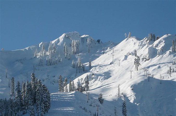 Squaw Valley USA - ©JeanD @ Skiinfo Lounge