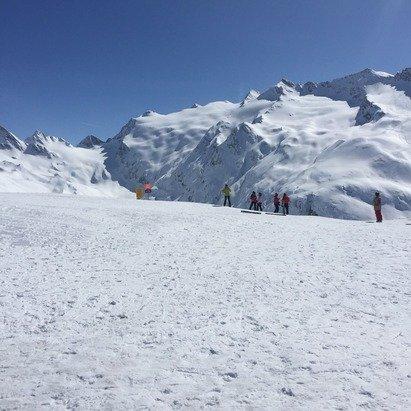 Obergurgl-Hochgurgl - First Hand Ski Report