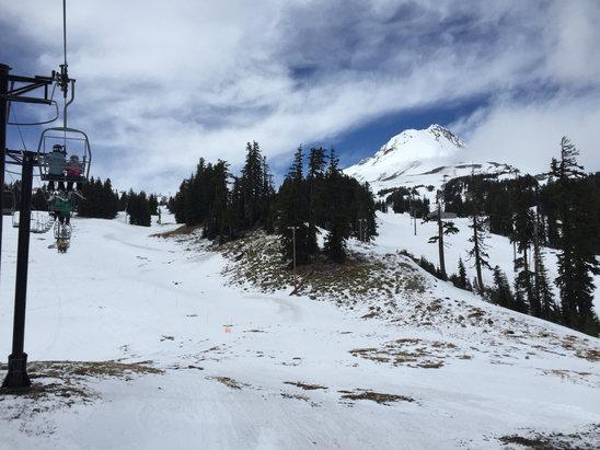 Mt. Hood Meadows - Great day