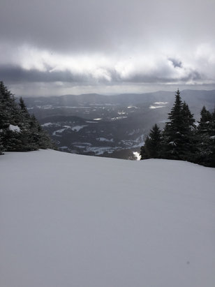 Sugarbush - Sick conditions. At least 3 in all over the mountain. Castle rock is even in great shape