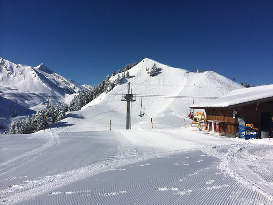 Beckenried - Klewenalp - Firsthand Ski Report