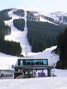 Todarka lift - ©HIP 7 tourist transport @ Skiinfo Lounge