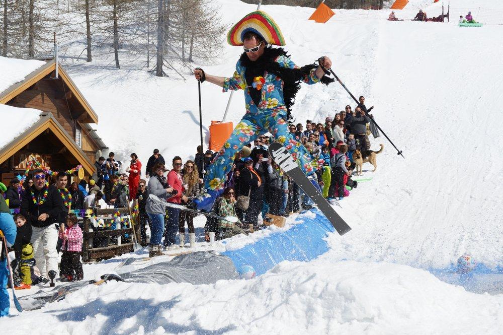 Week-end de Pâques au Val d'Allos - Clôture festive de la saison d'hiver et Forfaits de ski à prix réduits ! - ©Office de Tourisme du Val d'Allos