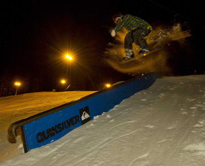 Oslo Vinterpark - Tryvann - ©Are Tallak | Tallak @ Skiinfo Lounge