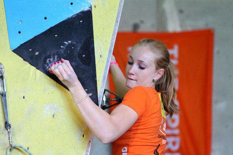 Hannah Bähr wurde starke Dritte - ©bergleben.de
