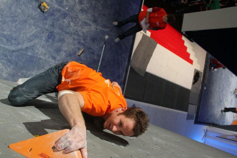 Markus Grünebach belegte nach einem starken Wettkampf Rang vier in München - ©bergleben.de