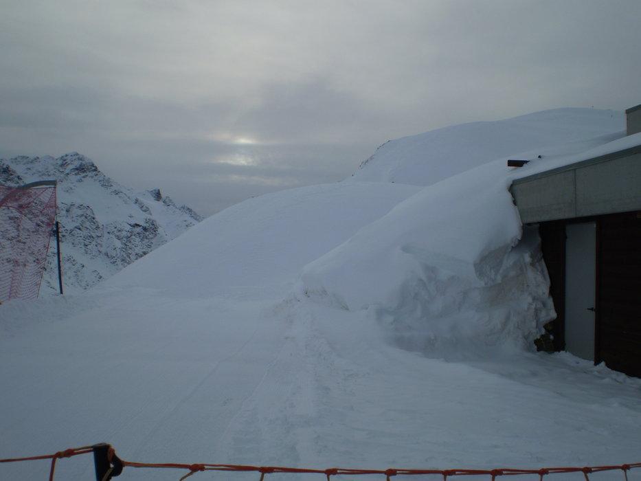 snow - ©donnaanna @ Skiinfo Lounge