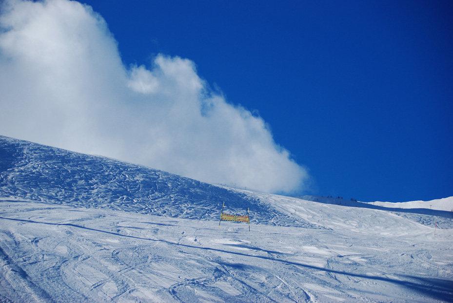 Monesi di Triora - ©Marco | ti piace il pupazzzo di neve? @ Skiinfo Lounge
