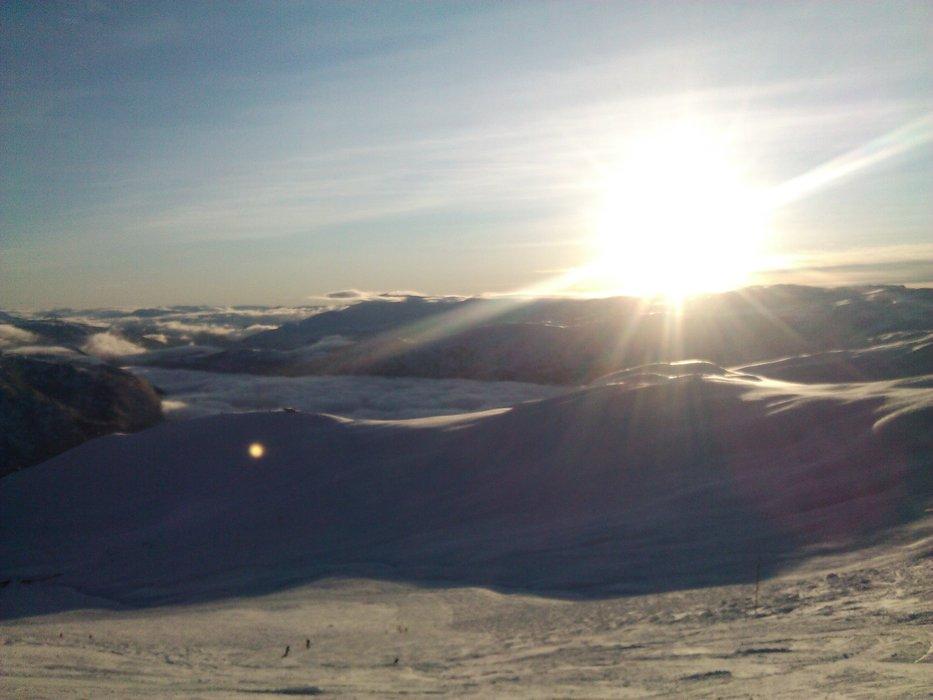 Voss Fjellandsby - Myrkdalen - ©lasse tellevik | lasse.t @ Skiinfo Lounge