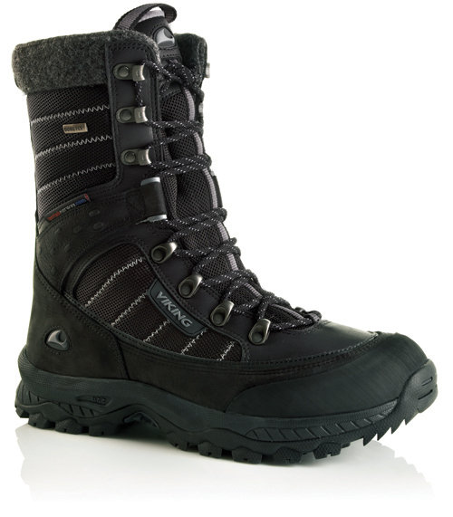 VIKING MAMMOTH GTX black winterschuh test - ©Viking