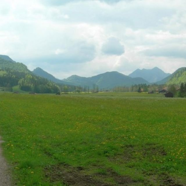 Biketour Alpenwelt Karwendel