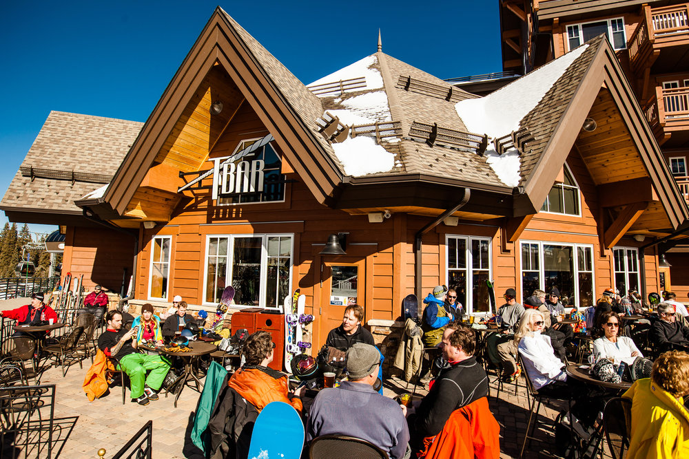 The popular Breck T Bar.  - ©Zach Mahone
