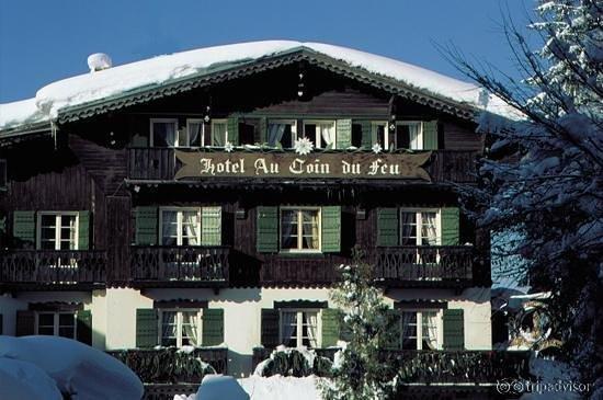 Hôtel Au coin du Feu