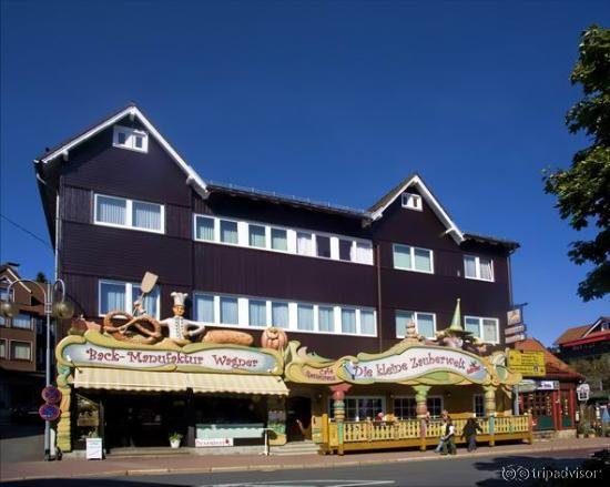 Hotel Wagner Die Kleine Zauberwelt