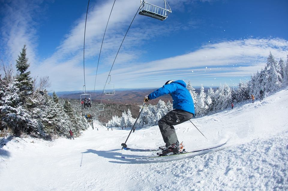 Time to get the ski legs back - ©Killington Resort