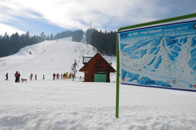 Skipark Vyšné Ružbachy - ©Skipark Vyšné Ružbachy
