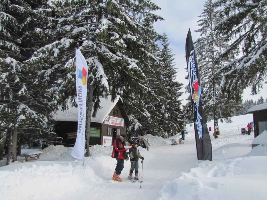 Ski Gruniky, Sihelné - ©Ski Gruniky