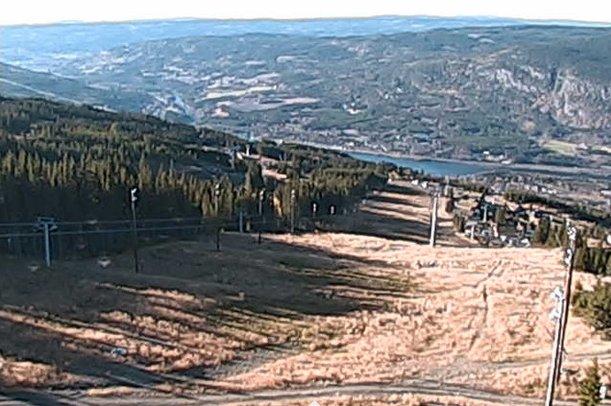 Hvor god er du på å kjenne igjen norske skianlegg uten snø?
