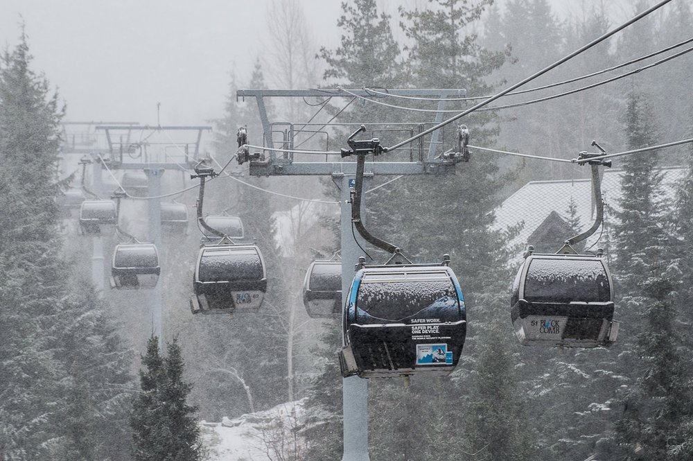 how to get to whistler blackcomb