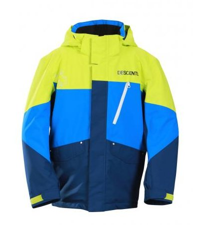 Descente Maddox Boys Jacket: $165 The Maddox jacket is made with Performex fabric and Motion 3D technology ideal for children of all ability levels. Complete with Heatlfex 100 insulation to keep them warm all day long.