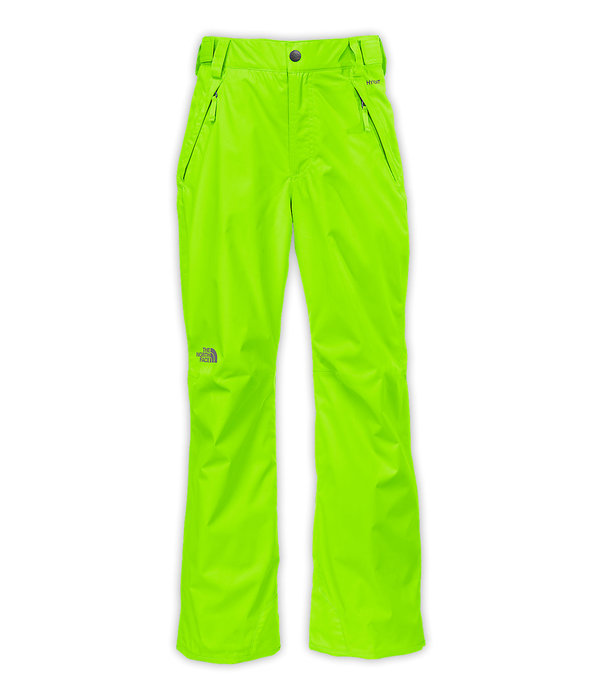 The North Face Boys' Freedom Insulated Pants: $99 For all-day insulated protection from cold, wintry elements, boys can hit the slopes in these durable, waterproof snowsports pants. EZ Grow cuffs at the leg opening can be extended by 2