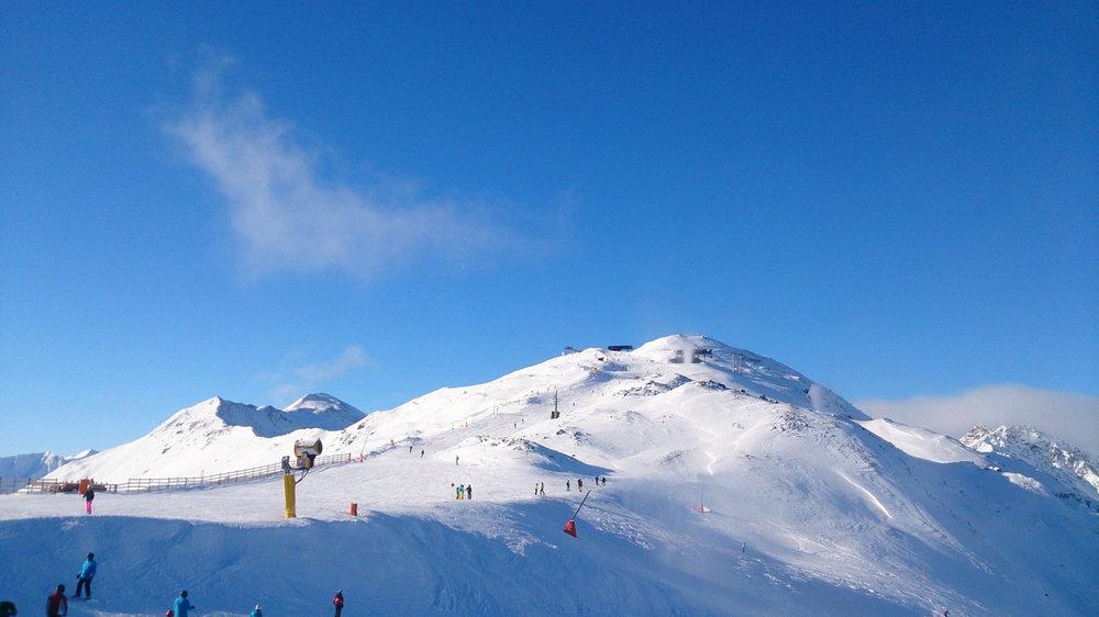 Langsam sieht es auch in Serfaus-Fiss-Ladis winterlich aus - ©Facebook Serfaus Fiss Ladis