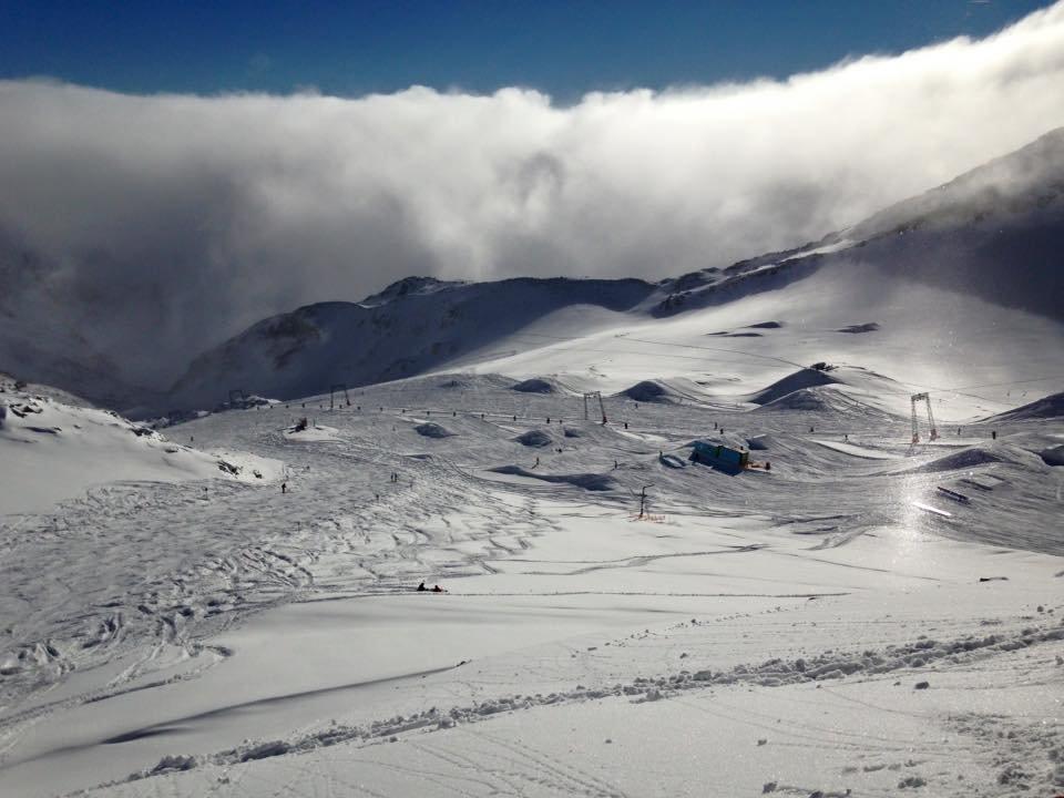 Am Stubaier Gletscher sind die Bedingungen perfekt - ©Facebook Stubaier Gletscher