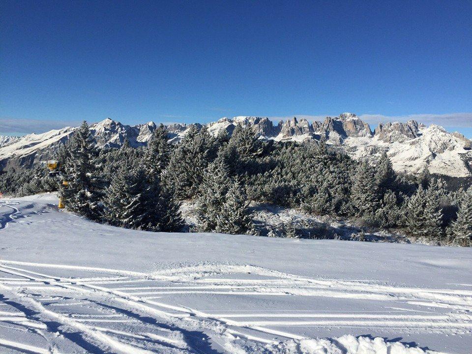 Andalo, Fai della Paganella - ©Paganella Ski Facebook - Ph. Roberto Mittestainer