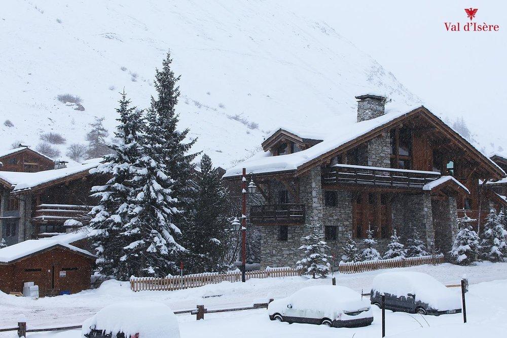 Val d'Isere Jan. 4, 2016 - ©Facebook Val d'Isère