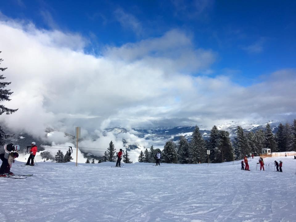 Mayrhofen Jan. 3, 2016 - ©Penkenbahn Bergstation/Facebook