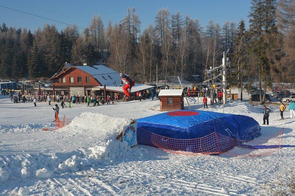 Ski centrum Kubašok - Spišské Bystré - ©Facebook Ski centrum Kubašok - Spišské Bystré