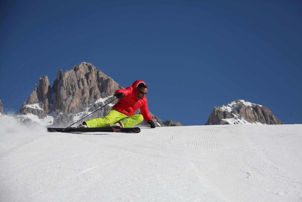 Skiarea Passo San Pellegrino - ©Skiareasanpellegrino.it