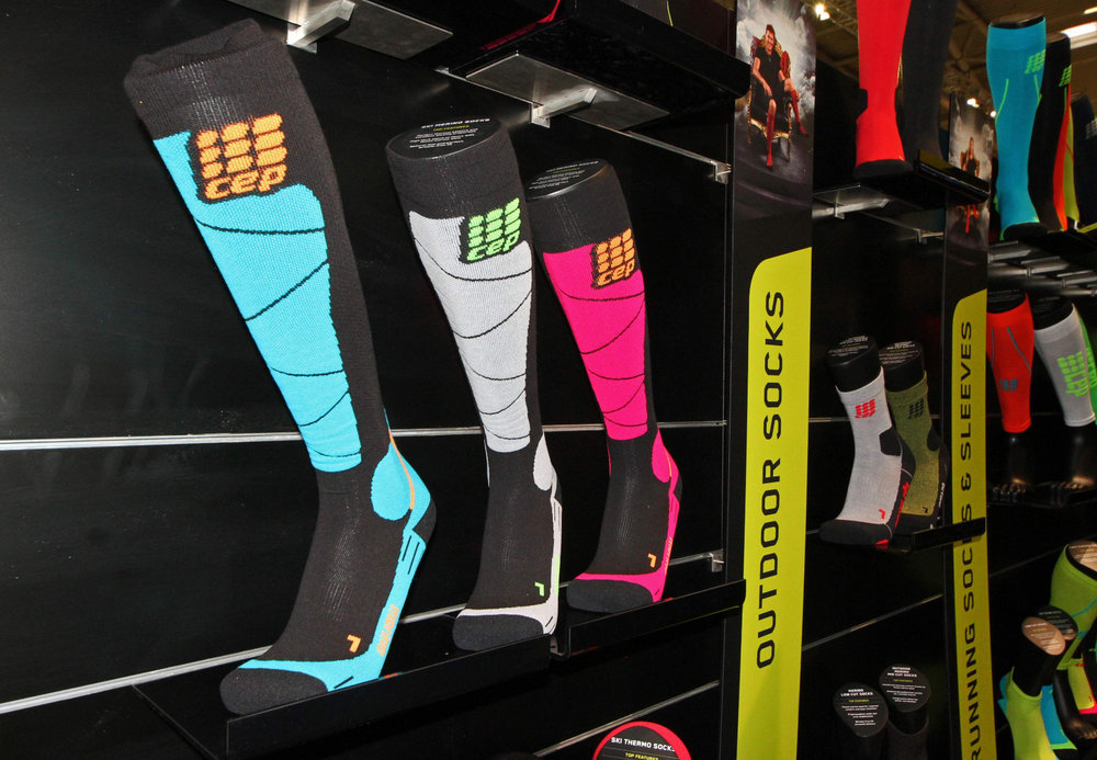 CEP Ski Thermo Socks - ©Skiinfo