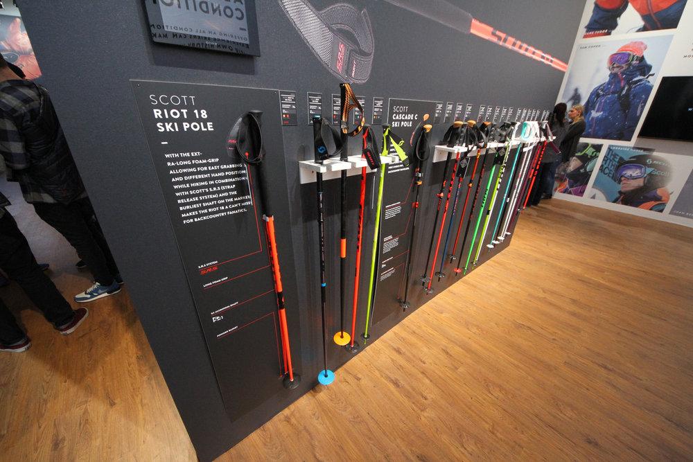 Scott-skistokken - ©Skiinfo