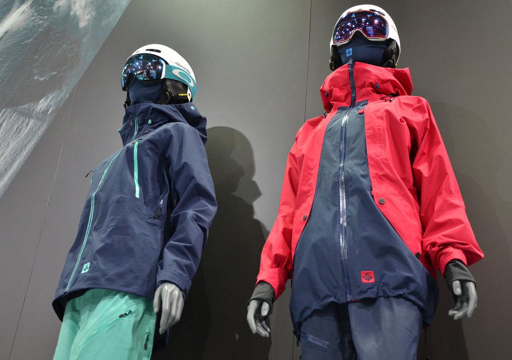 Nieuwe damesjassen bij Sweet Protection