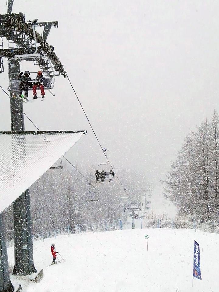 Bardonecchia Ski 9.2.2016 - ©Facebook Bardonecchia Ski