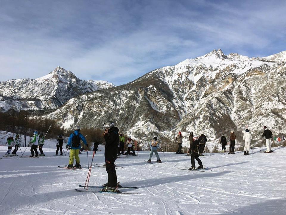 Bardonecchia - Bardonecchia Ski - ©Bardonecchia Ski - 8.02.16 - Facebook