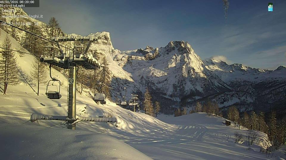 Alpe Devero - Alpe Devero Ski - ©Alpe Devero - Alpe Devero Ski 8.02.16 - Facebook