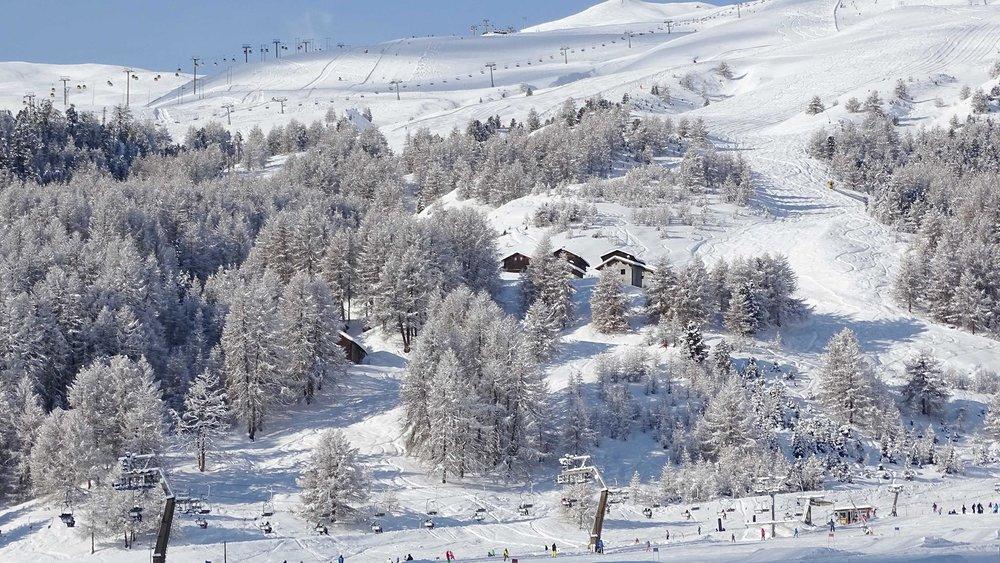 Livigno 9.2.2016 - ©Facebook Carosello 3000 Ski Area Livigno