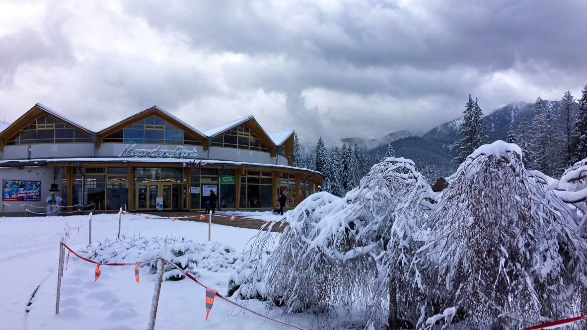 Meander Skipark Oravice 24.2.2016 - ©Meander Skipark Oravice facebook