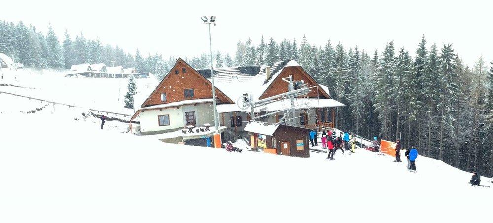 Zóna Snow Makov - ©Zóna Snow Makov Facebook