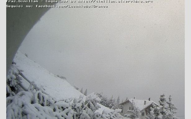 Cogne - ©Cogne webcam