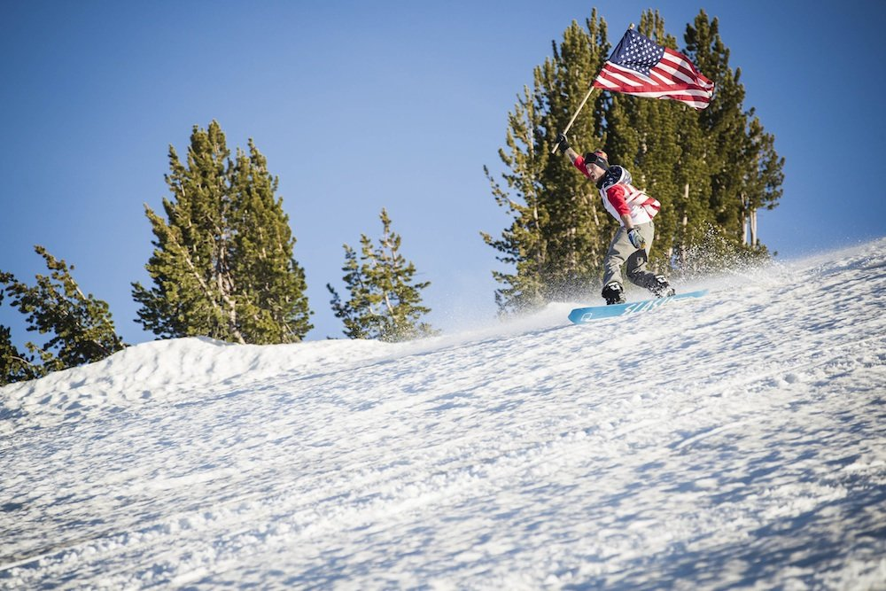 Mammoth Mountain lasts till the 4th of July. - ©Peter Morning/MMSA