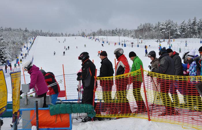 Ski resort Kielce - Niestachów