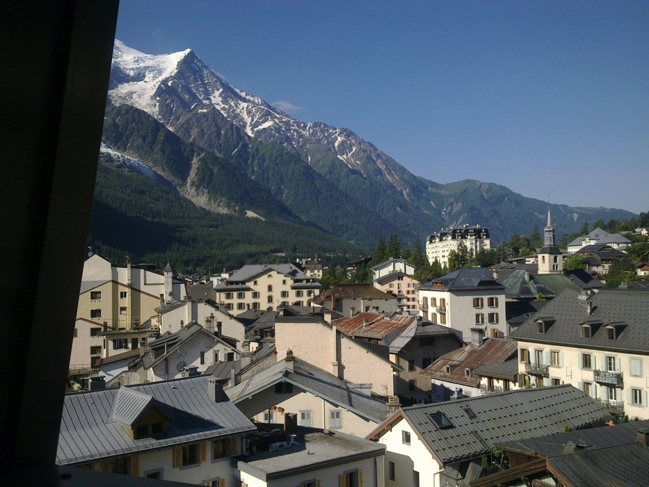 H tel alpina chamonix mont blanc for Hotels chamonix