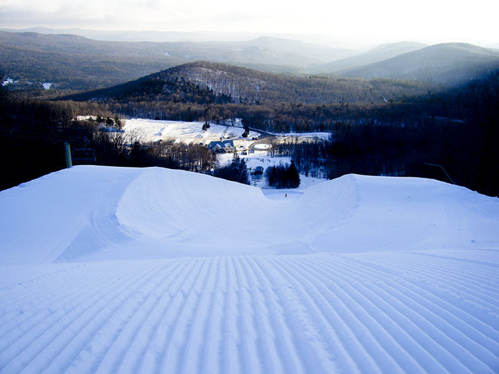 Superpipe at Stratton Mountain Resort, NH