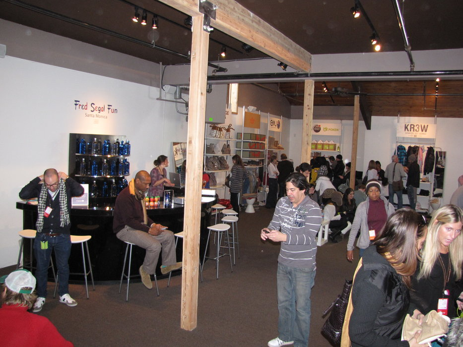 Attendees to Sundance Film Festival