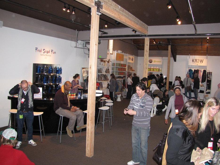 Attendees to Sundance Film Festival