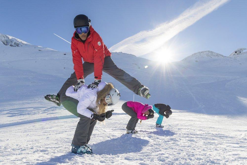 Skipret in Val Thorens - ©C. Cattin/ OT Val Thorens